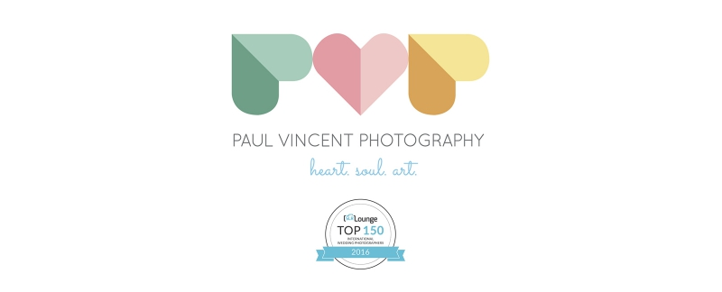 Paul Vincent Photography logo